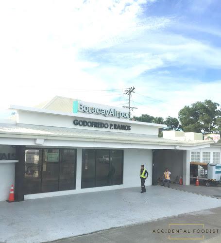 Caticlan Airport - Godofredo P. Ramos