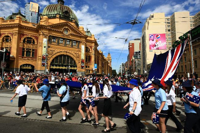 Australia Day Parade 2017 || Parades for Day of Australia {#happy}