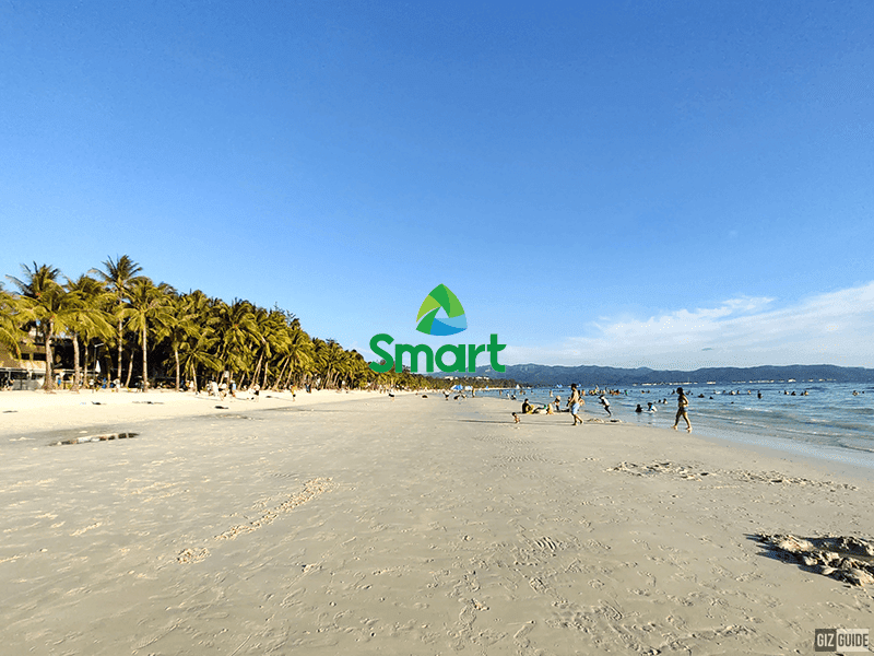 Smart upgrades 4G LTE to LTE-A in Boracay, will hold Love Boracay festival