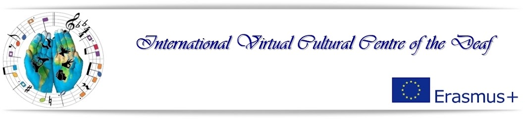 International Virtual Cultural Centre of the Deaf