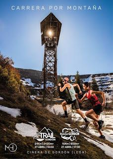 Clasificaciones Trail Gordon 2019