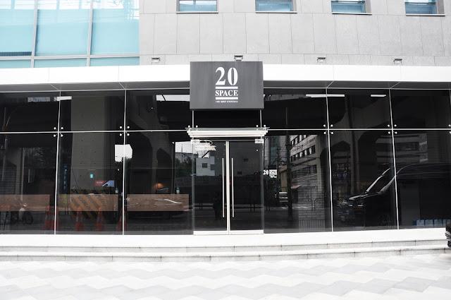 20 Space Cafe (20 스페이스)