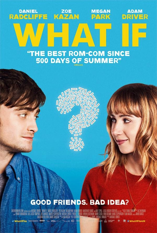¿Sólo amigos? What if (2014) Online