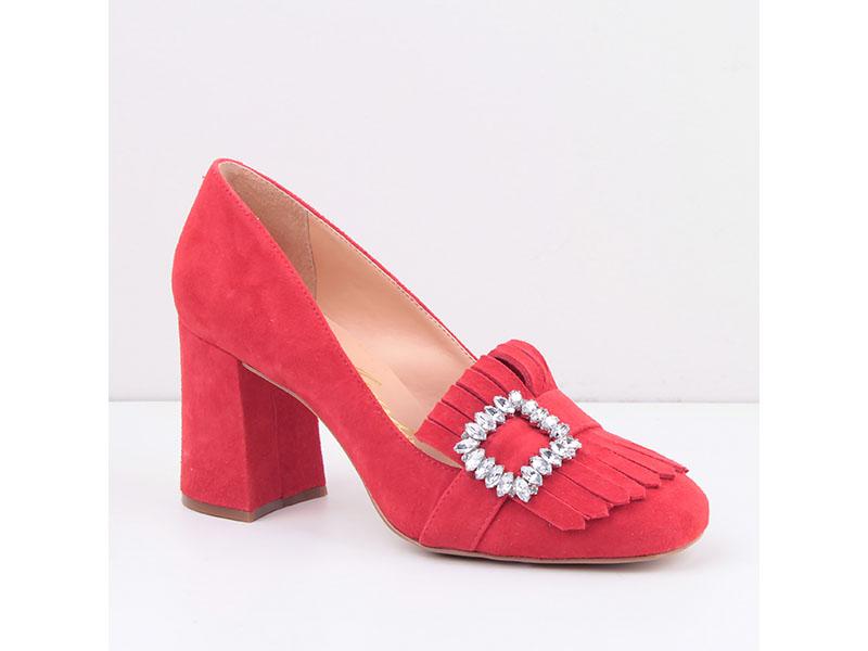 b920968f6 Glamour e Felicidade  Conheça a coleção de scarpins da marca Luiza ...