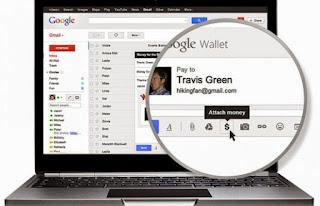 Sekarang sudah bisa transfer uang lewat gmail looh, baca beritanya disini!!-anditii.web.id