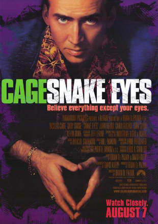 Snake Eyes 1998 BluRay 850MB Hindi Dual Audio 720p Watch Online Full Movie Download bolly4u