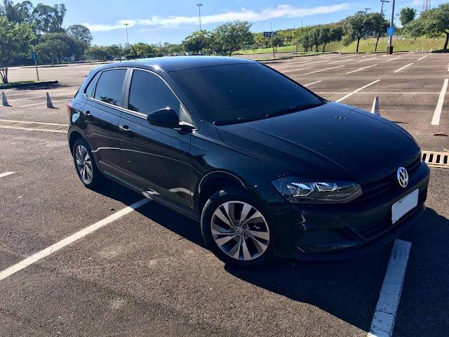 Novo Volkswagen Polo 1.0 MPI 2018  é bom de estrada?