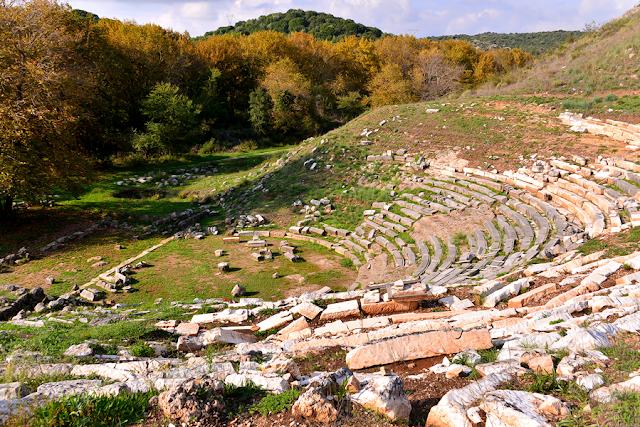 Συνάντηση Εργασίας για τη σύνδεση της τοπικής οικονομίας με την «Πολιτιστική Διαδρομή των Αρχαίων Θεάτρων της Ηπείρου»