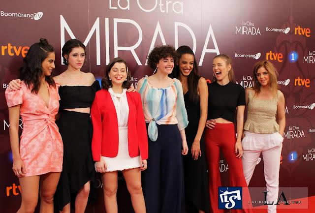 Alumnas de la 2ª Temporada de 'La Otra Mirada'