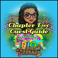 Farmville Samba In Rio Farm Chapter 2 Rescue Mission Quest Guide