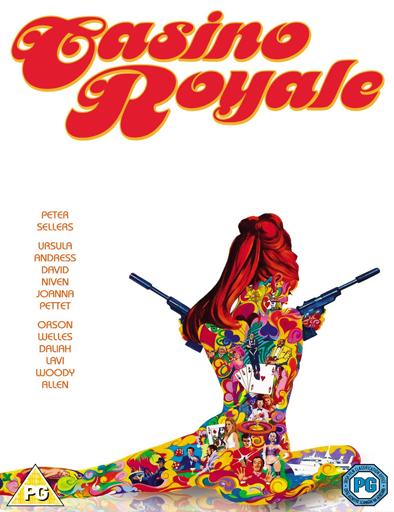 Ver Casino Royale (1967) Online