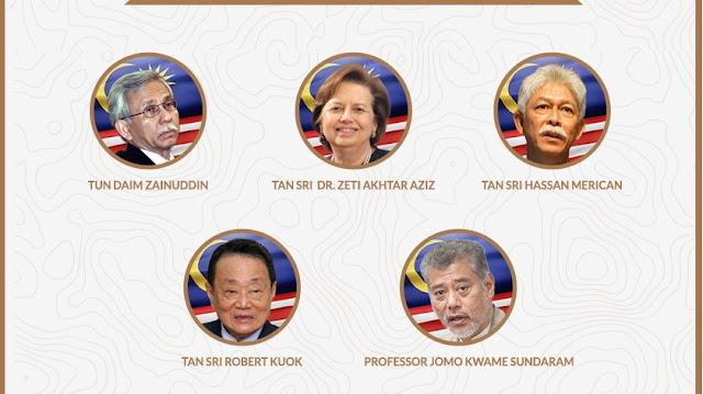 5 AHLI MAJLIS PENASIHAT EKONOMI MALAYSIA