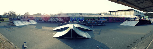 Skatepark Niort
