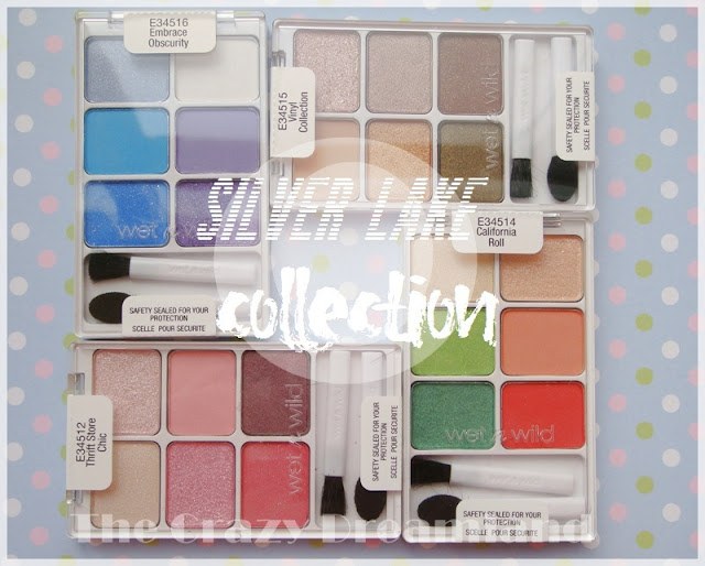 silver lake collection de wet n wild