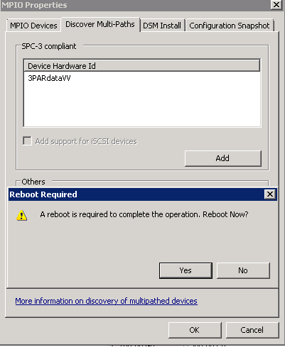 configuring 3PAR Multipathing in Windows |Admin Helpline