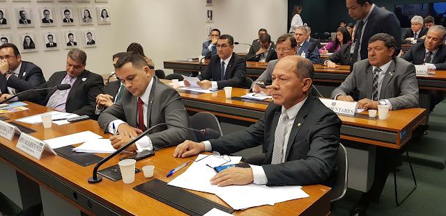 Coronel Chrisóstomo defende fortalecimento da Área de Livre Comércio de Guajará - Mirim