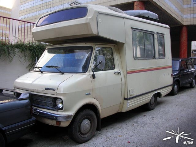 le camping car passe partout camping car bedford. Black Bedroom Furniture Sets. Home Design Ideas