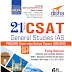 21 years UPSC CSAT (Prelims - Paper 1) General Studies Solved Papers download