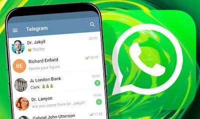 Terbaru Menambahkan Sticker Whatsapp Dengan Sticker Telegram