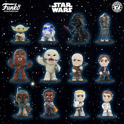 Star Wars: The Empire Strikes Back Mystery Minis Blind Box Series by Funko