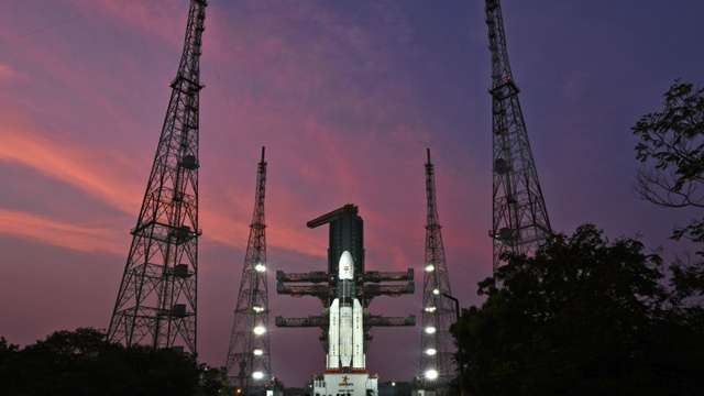 ISRO will launch India's heaviest satellite, today with 14Gbps speed internet