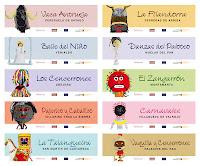 Carteles identificativos máscaras de la provincia de Zamora