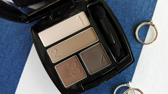 Avon True Color Matt Eyeshadow Quad in Au Naturale