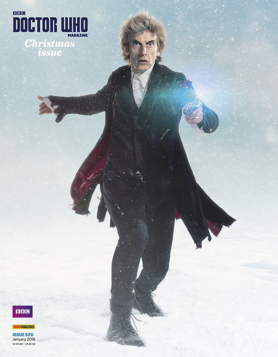Twice Upon A Christmas Doctor Who.Pearl Mackie Twice Upon A Time Is Pretty Epic The