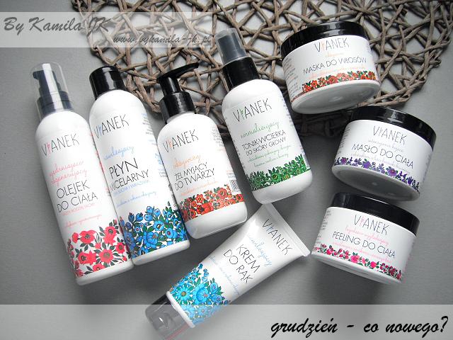 naturalne polskie kosmetyki Vianek