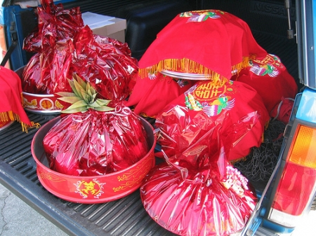 Traditional Vietnamese Wedding Gift To The Bride Family Vn Weddings Pinterest And