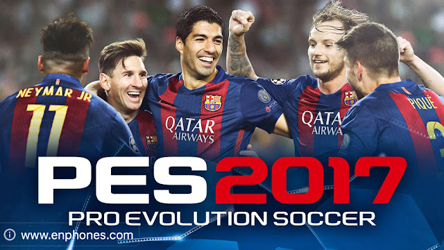 Download and install PES 2017 ISO on PPSSPP for Android