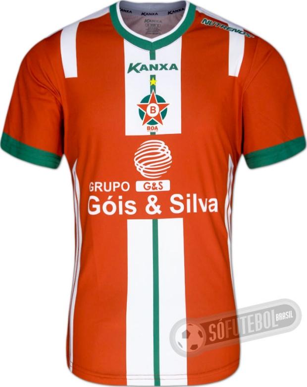 e4ae02c0e7 Kanxa lança a nova camisa titular do Boa Esporte. A fabricante de material  esportivo Kanxa divulgou ...