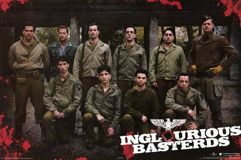 Inglorious bastards: Inglorious bastards movie images