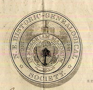 Nutfield Genealogy: Upcoming events at NEHGS