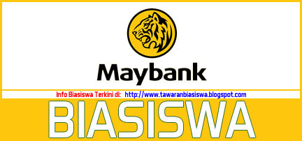 Biasiswa Maybank Foundation Scholarship Award