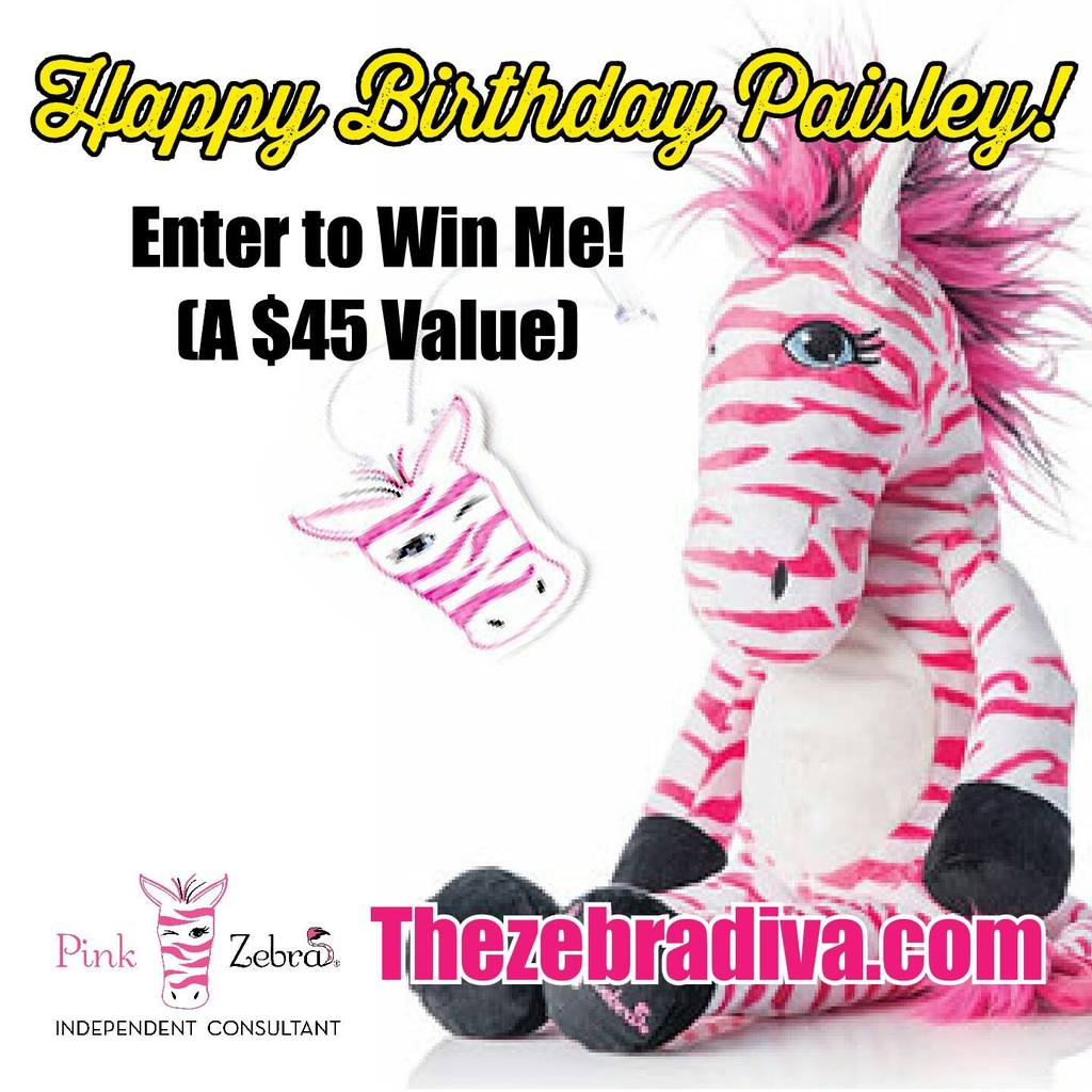 Pink Zebra Home Independent Consultant Free Pink Zebra Paisley