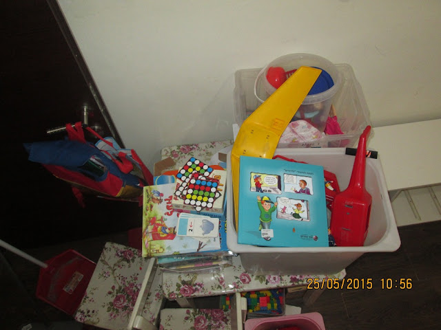 IMG 0400 - ארון שהפך לספסל לילדים
