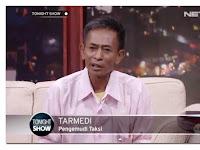 Semangat Belajar Bahasa Inggris dari Bapak Tarmedi Sang Supir Taxi