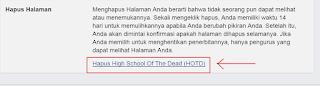 Halaman Facebook (fanspage)