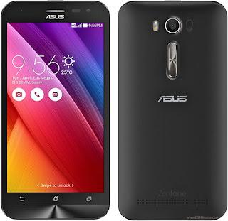 Firmware Asus Zenfone 2 Laser Z00RD