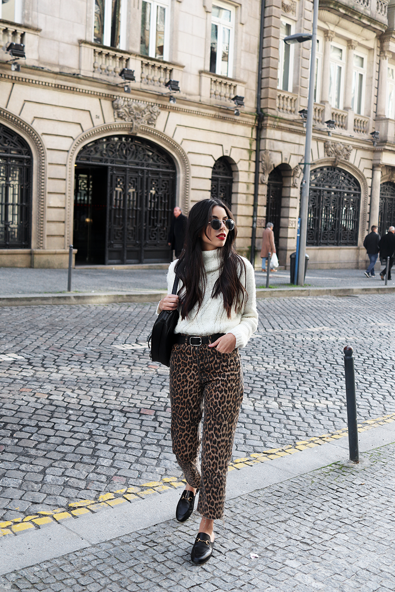 How To Wear Animal Print If You're Afraid Of It