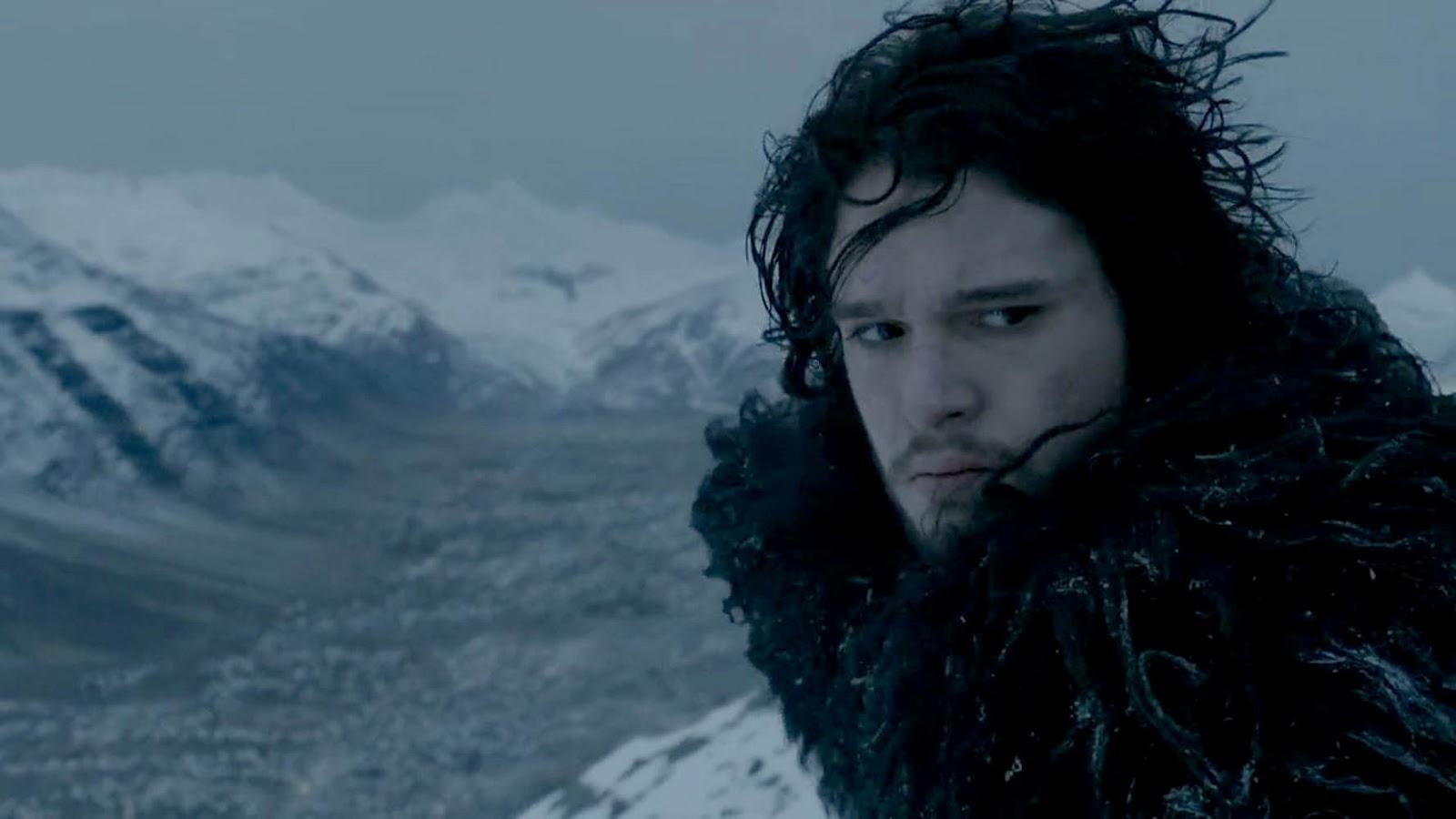 Games Of Thrones Jon Snow