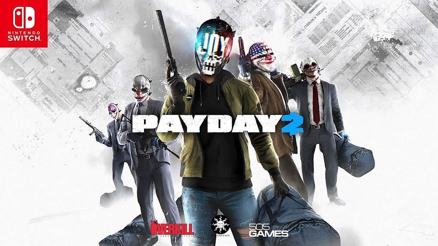 payday 2 joy nintendo switch