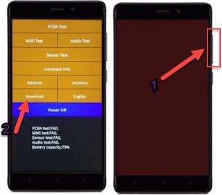 Cara Update Xiaomi Redmi 4A ke MIUI 9.6.3.0 Global Stable ROM
