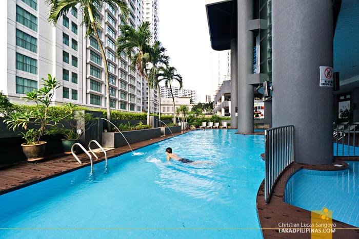 Dorsett Kuala Lumpur Review Pool