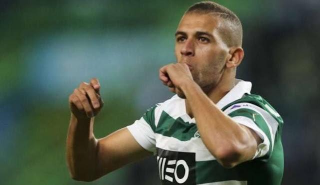 محكمة لشبونة تحجز جميع أموال مهاجم الخضر اسلام سليماني بالبرتغال