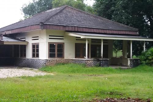 Menemukan Jejak Arsitektur Indis di Metro, Rumah Dinas Depan RSU A. Yani