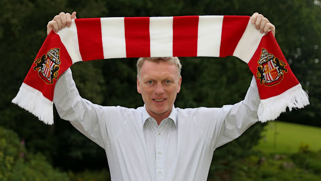 Resmi, David Moyes Pengganti Allardyce di Sunderland
