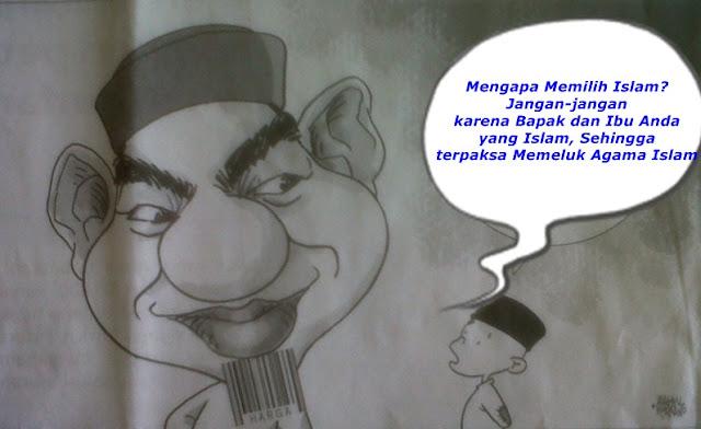Islam karena Keturunan
