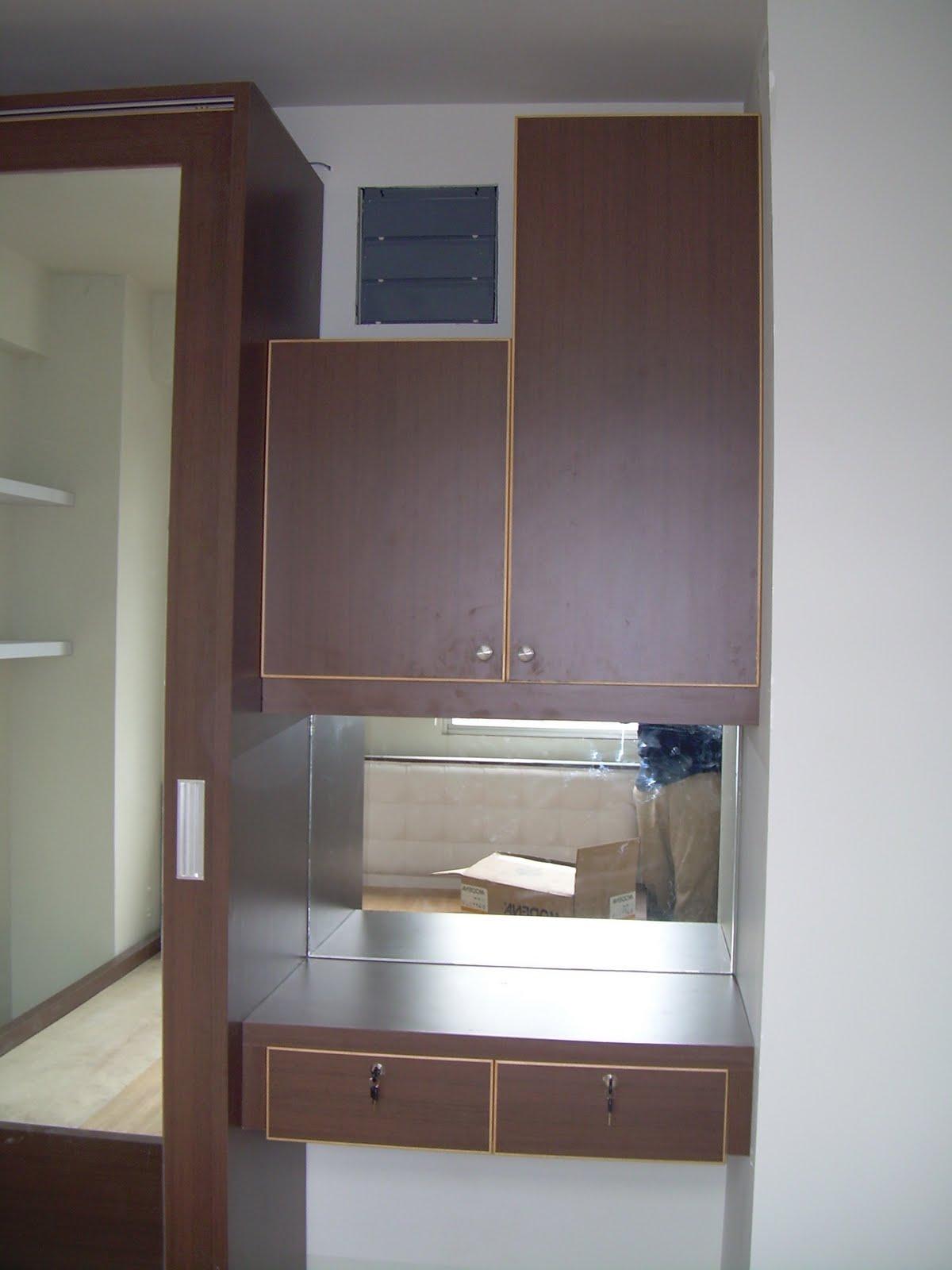 Interior Furniture  Furniture Interior Kalibata City Apartemen Tower Akasia 2AC